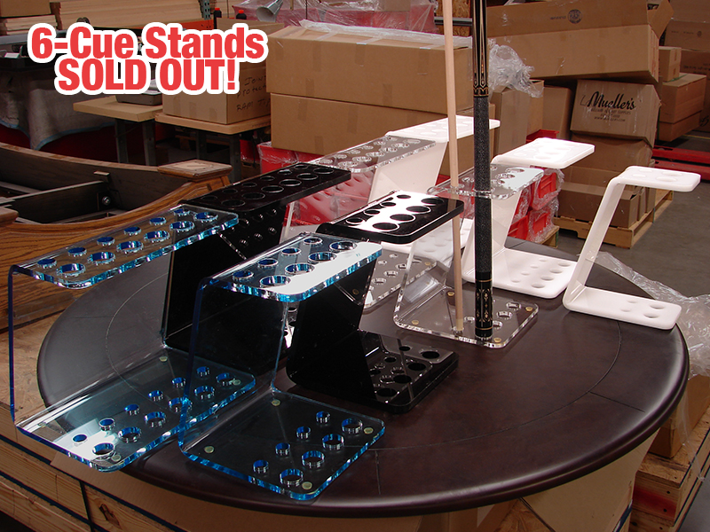Cue Display Stands