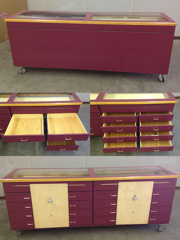 Rugged Display Cases