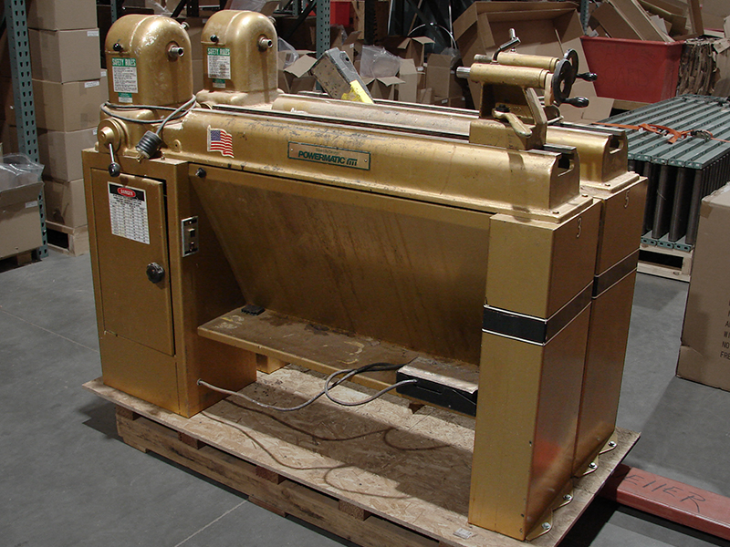 Standard Wood Lathes
